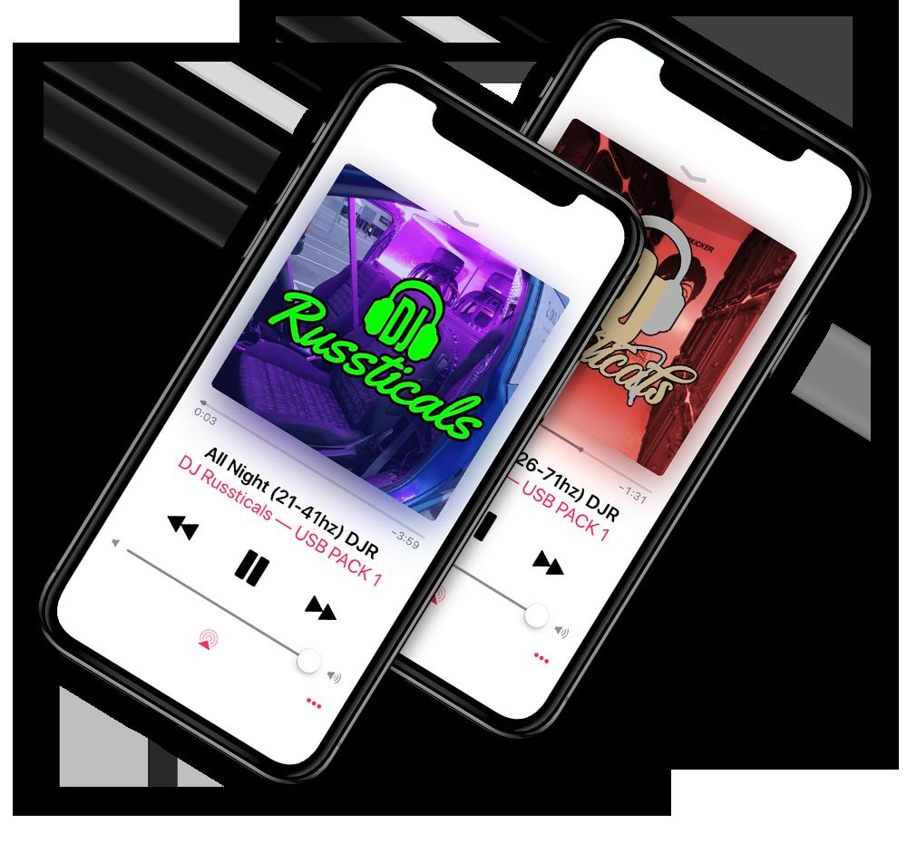 DJ Russticals | Makin' Beats For Da Streets
